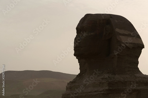 Fototapeta Great Sphinx of Giza, Egypt