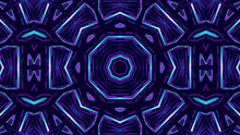 Geometric Kaleidoscope Multico...