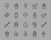 A Set Of Rosteniya Icons, An...