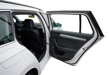 Open Back Car Door