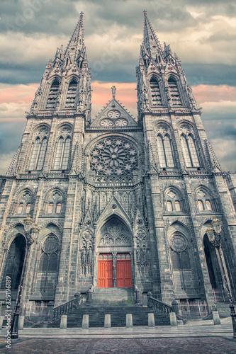 Cathédrale Fototapete