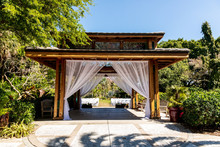 Wedding Gazebo In The Marie Se...
