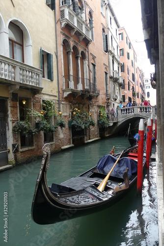 Fototapeta Gondola, Venice, Italy obraz