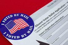 Absentee Voter, Vote By Mail F...