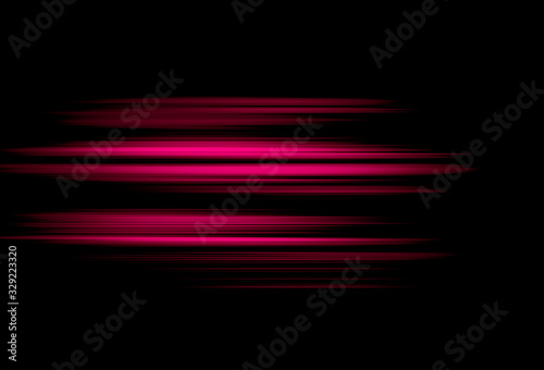 Background abstract pink and black dark are light with the gradient is the Surface with templates metal texture soft lines tech design pattern graphic diagonal neon background Fototapete