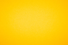 Yellow Textured Paper Background