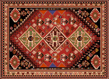 Illustrated Persian Carpet Ori...