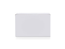 Blank Packaging White Cardboar...