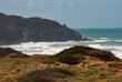 La spiaggia di Scivu