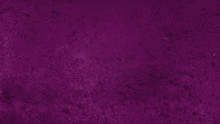 Purple Wall Abstract Background Grunge Style Texture Design Fashion Banner With Place For Text