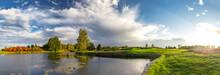 Beautiful Golf Course, Landsca...