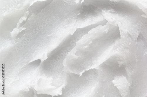Fotografia Coconut oil butter texture