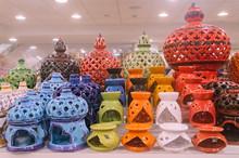 Traditional Souvenirs In A Tun...