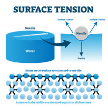 Surface Tension Explanation Ve...