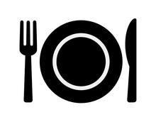Zestaw Obiadowy Ikona