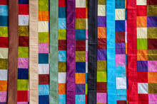 Ethnic Hmong Patchwork Quilt T...
