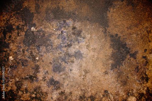 sfondo, texture, grunge, graffiato, antico, ardesia Wallpaper Mural