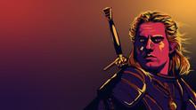 The Witcher Netflix Geralt De ...