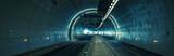 """in the """"tunnel de la croix rouse"""""""