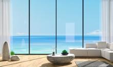 Panoramic Window Villa With Blue Sea Views