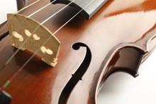 Beautiful Classic Violin, Clos...
