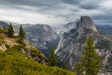 View Of The Sierra Nevada Moun...