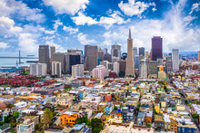 San Francisco, California, USA...
