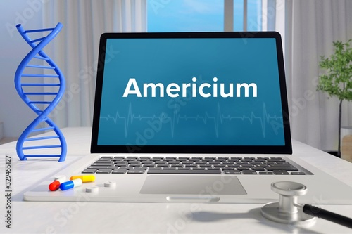 Photo Americium – Medicine/health