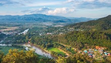 Thaton Village Beautiful Lands...