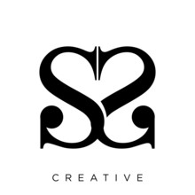 Ss Luxury Logo Design