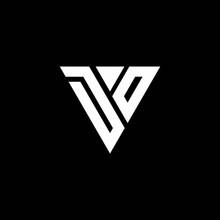 DO Logo Letter Monogram With T...