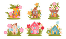 Fabulous Houses Surrounded By ...