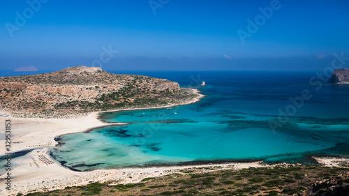 Tela Laguna di Balos, Creta (Grecia)