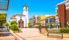 Fuengirola Old Town And Square...