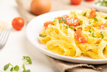 Reginelle Semolina Pasta With ...