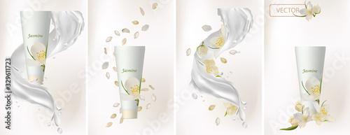Photographie Collection jasmine cream