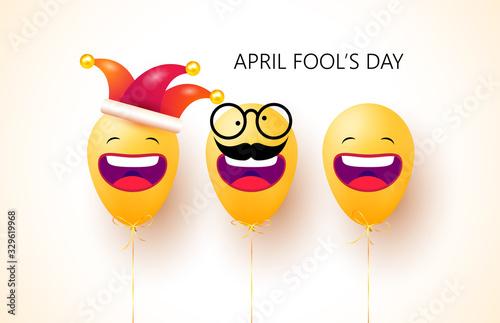 April fool's day Canvas Print