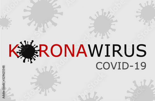 Koronawirus w Polsce Canvas Print