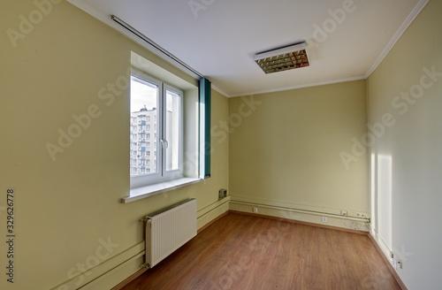 Obraz Puste pomieszczenie biuro pokój - fototapety do salonu