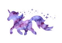Unicorn Illustration Isolated ...