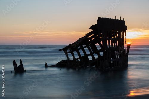 Shipwreck Fototapeta