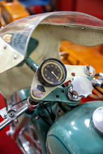 Speedometer And Fuel Tank Of M...