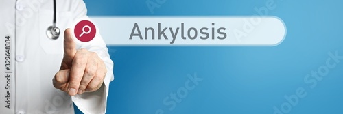 Photo Ankylosis