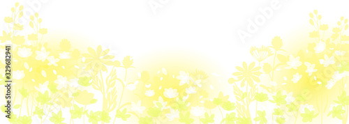 Obraz 春の草花 - fototapety do salonu