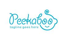 Cute Baby Logo Designs Concept...