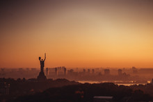 Mother Motherland Monument At ...
