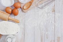 Homemade Dough Recipe (Eggs, F...