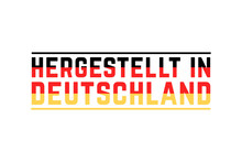 Hergestellt In Deutschland Col...