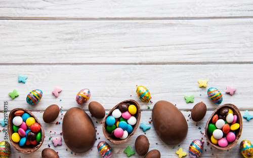 Fototapeta Easter holiday background obraz
