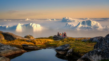 Greenland Ilulissat Color Glac...